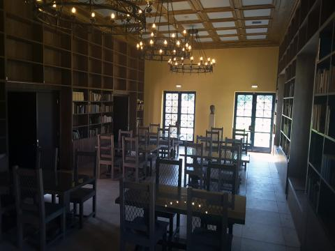 Melathron Library 1