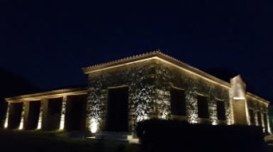 Melathron (night view 1)